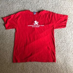 University of Notre Dame Polish Club t-shirt